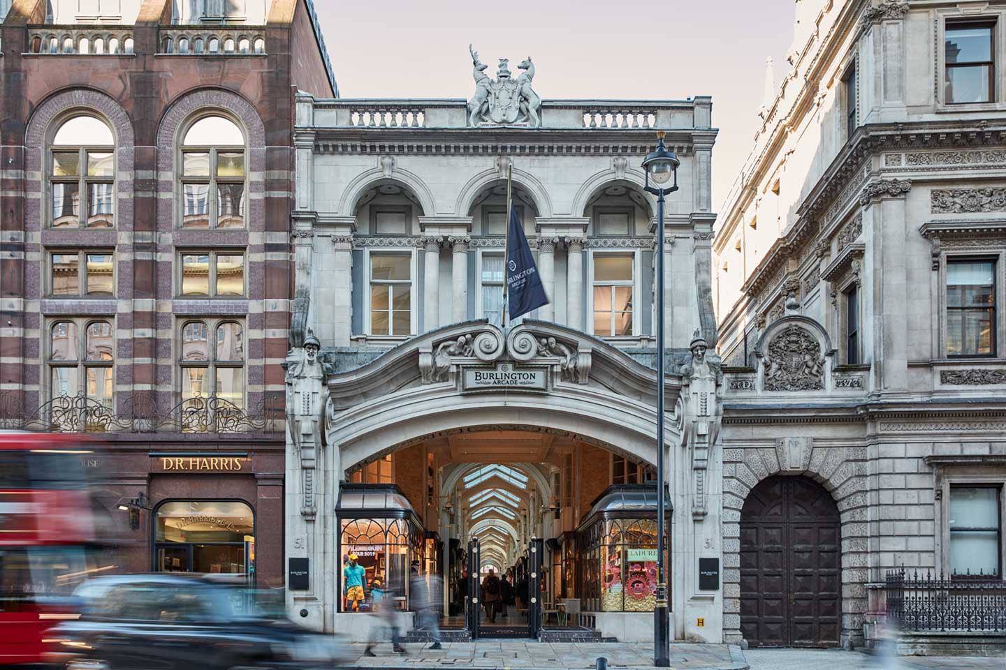 Burlington Arcade, Mayfair
